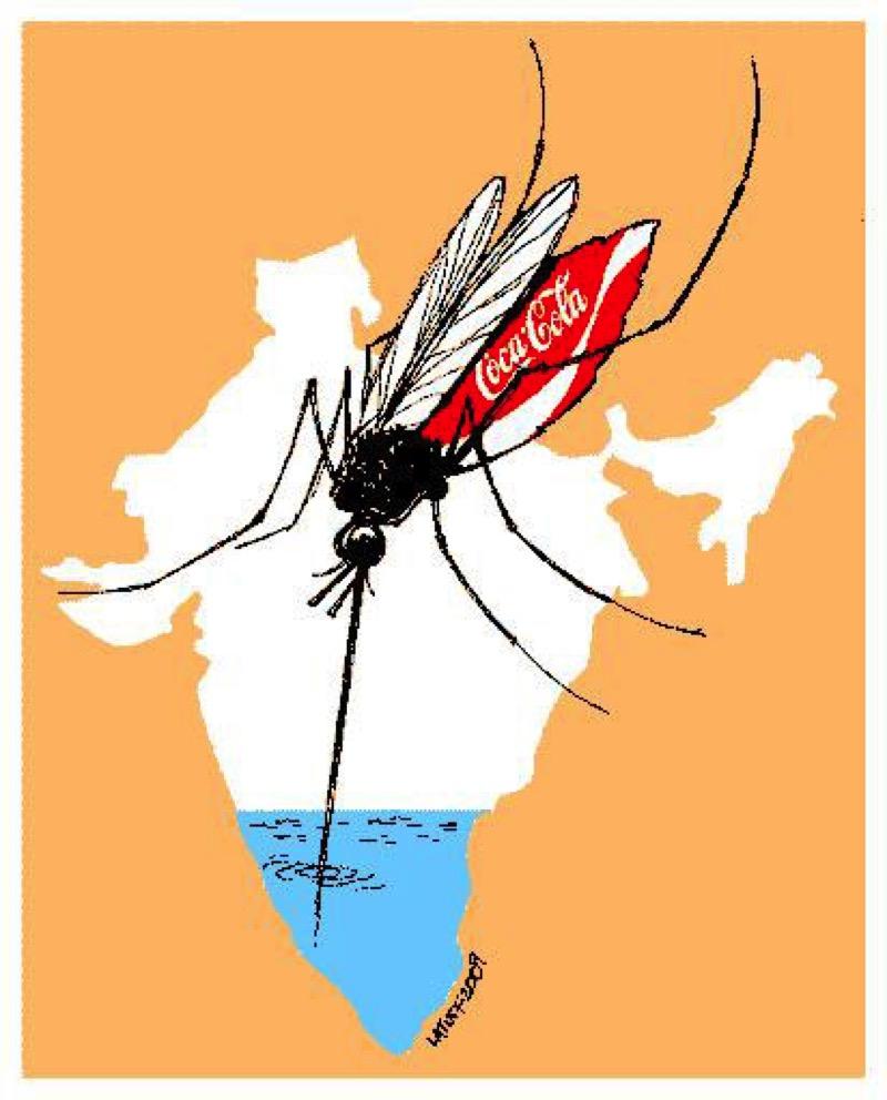 coca cola plant s shut down in india Home--news coca-cola plant shut down in india authorities cancel license for coca-cola's mehdiganj plant for immediate release june 18, 2014 varanasi, india: coca.