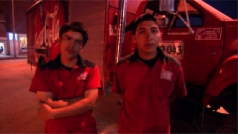 Coca-Cola Workers in Colombia