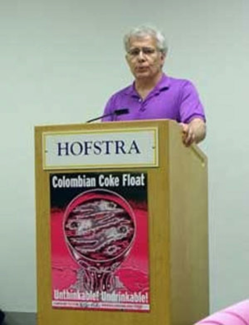 Ray Rogers at Hofstra
