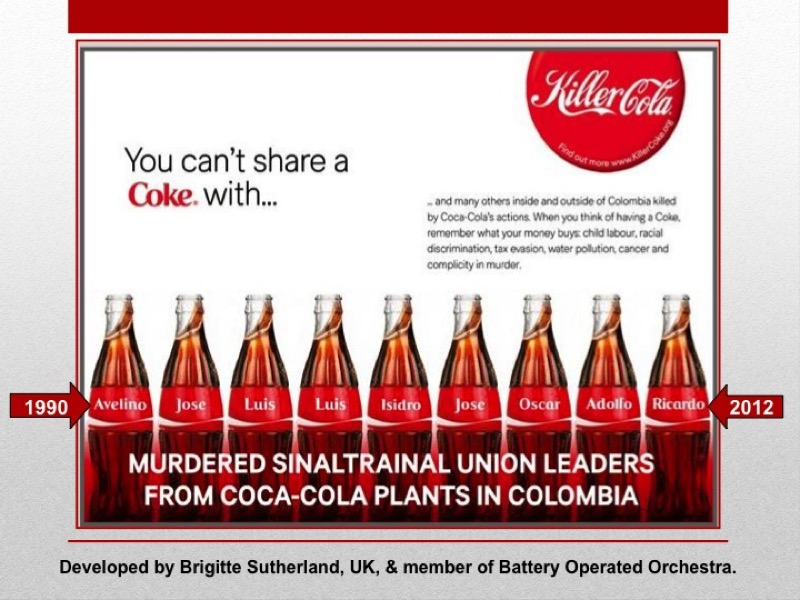 introduction of coca cola This report will demonstrate thoroughly how the coca cola company sustains competitive effects by its product after the analysis of market segmentation differentiation.
